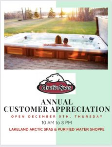customer appreciation night – see you there!