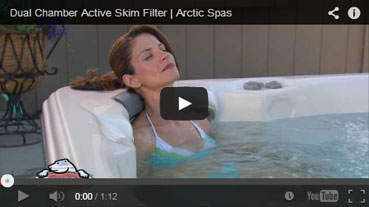 Arctic Spas Superior Filtration